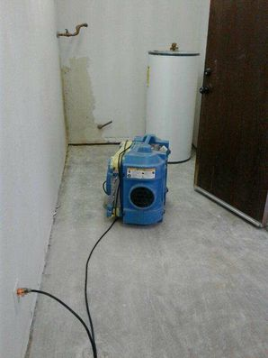 Water Heater Leak Restoration in Newnan GA by MRS Restoration