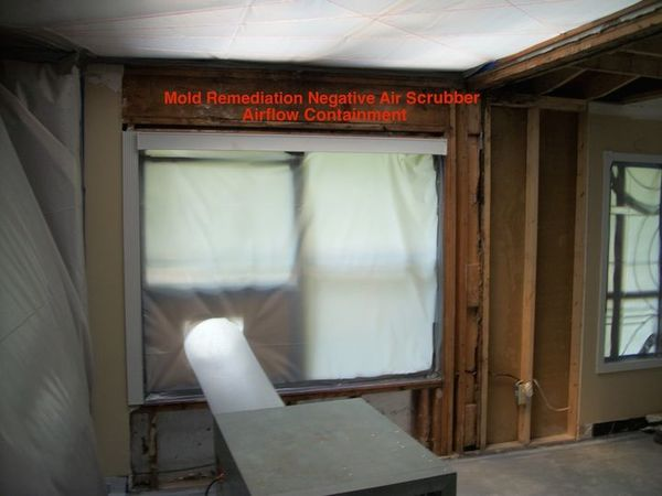 Mold Remediation in 	Marietta, GA (1)