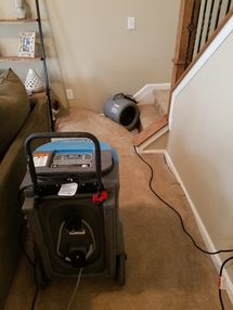 Drying with No Demolition/ Broken Water heater in Smyrna, GA (1)
