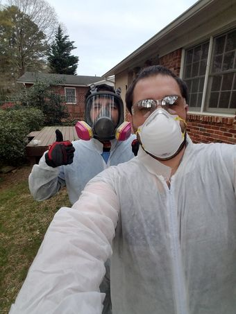Crawl Space Mold Remediation in Smyrna, GA (3)