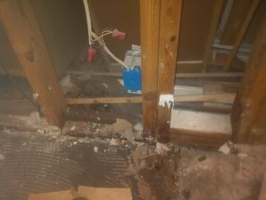 Leak Detection after Burst Pipe caused Water Damage in Marietta, GA (1)